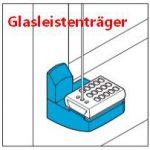 Glasleitentraeger W5 auf Wunsch für Aufmontage